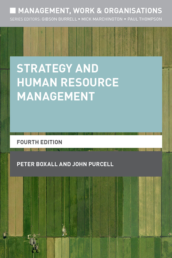 Strategy and HRM