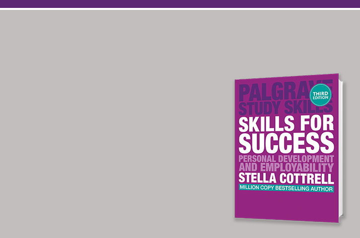 New edition of Skills for Success by Stella Cottrell