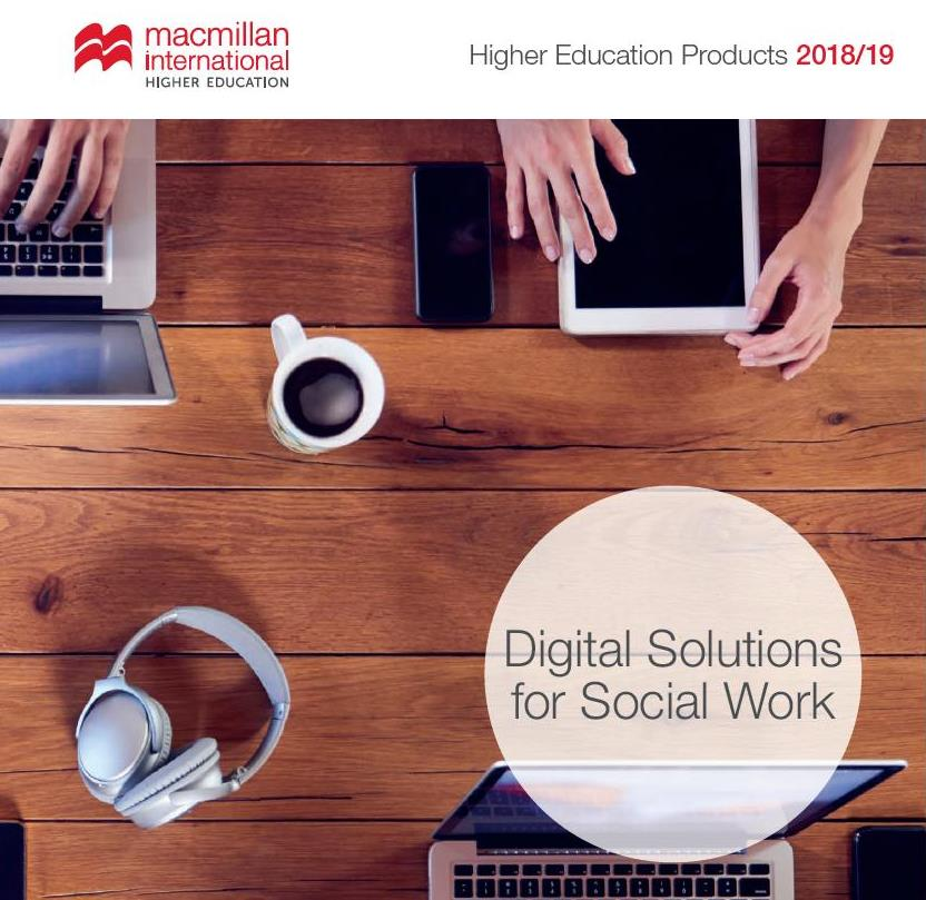 Brochure - Digital Social Work