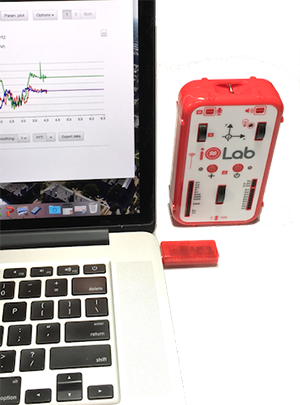 Getting Started with iOLab