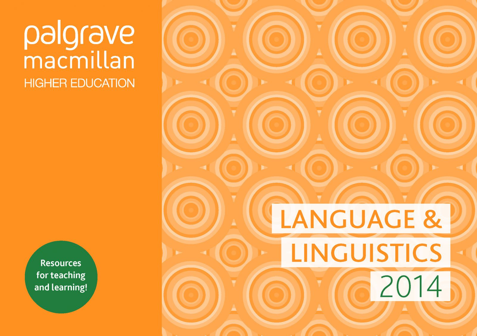 Language-and-Linguistics-2014