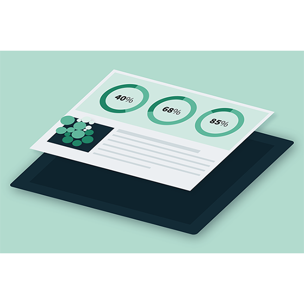 Blue and green review document demonstrating the Two levels of Institutional Review Board