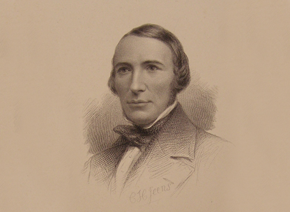 Portrait of Daniel Macmillan