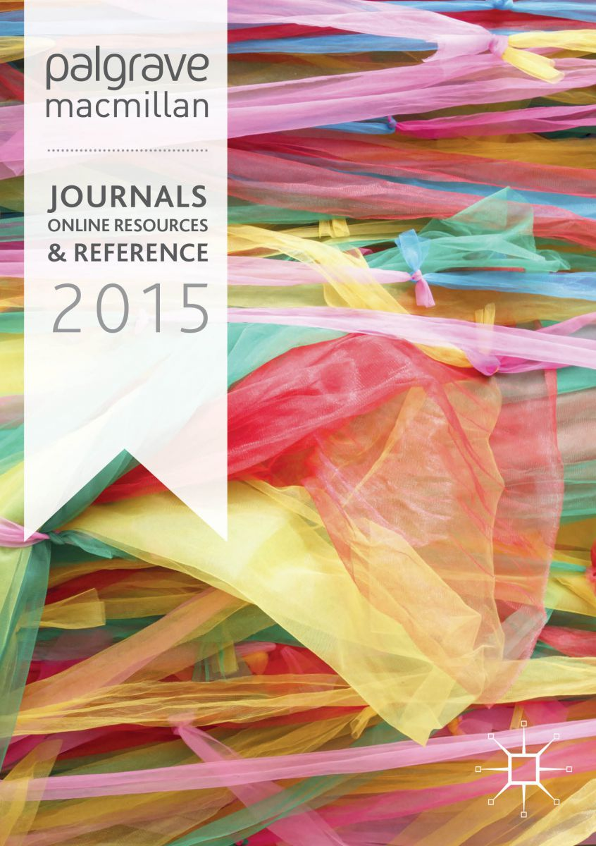 Palgrave Journals, Online Resources and Reference 2015